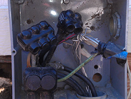 the repair guy before transformer